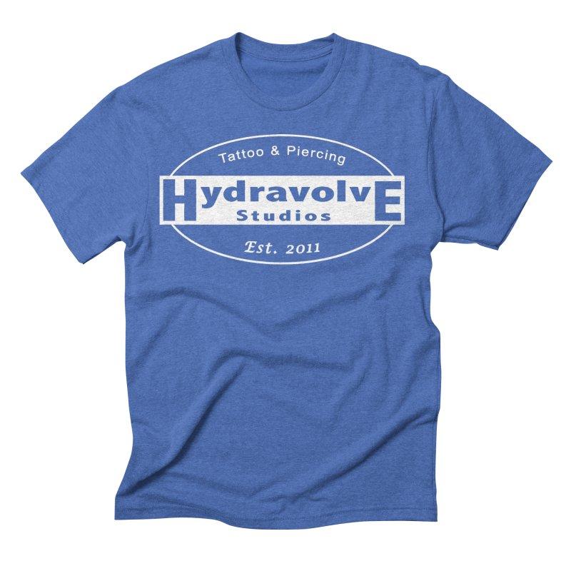 HydraLogo Men's Triblend T-Shirt by Hydravolve's Artist Shop