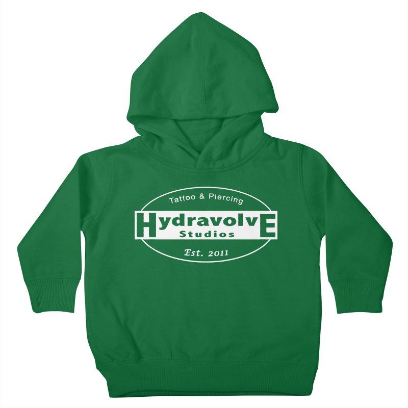 HydraLogo Kids Toddler Pullover Hoody by Hydravolve's Artist Shop