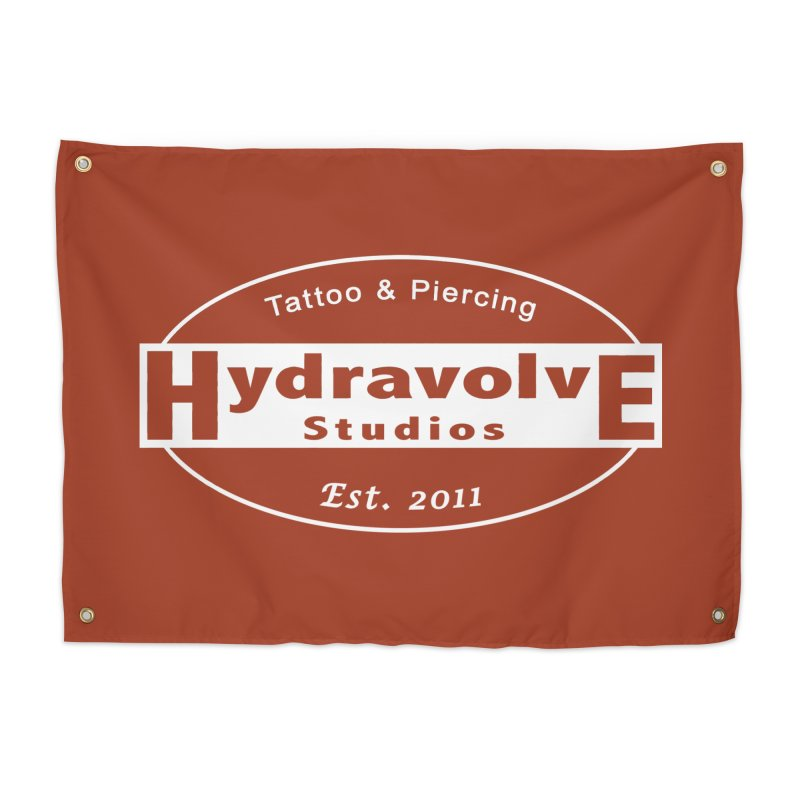 HydraLogo Home Tapestry by Hydravolve's Artist Shop