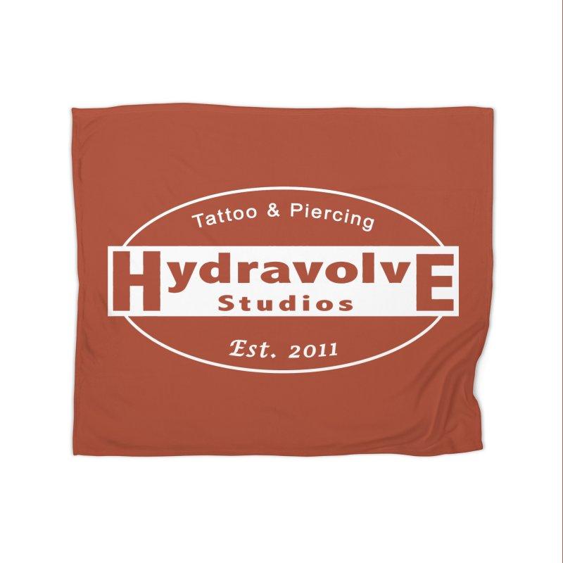 HydraLogo Home Fleece Blanket Blanket by Hydravolve's Artist Shop