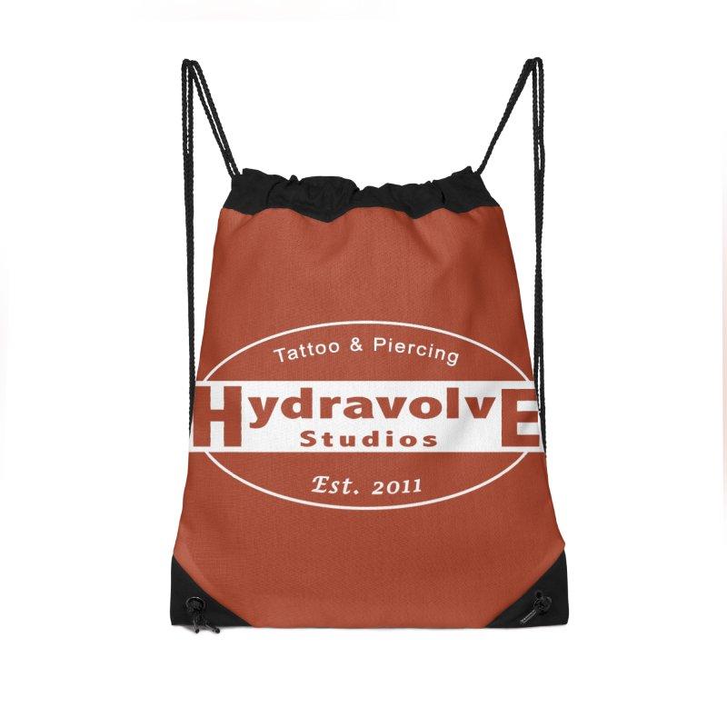 HydraLogo Accessories Drawstring Bag Bag by Hydravolve's Artist Shop