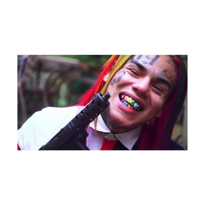 6ix9ine by HypeCollection's Artist Shop