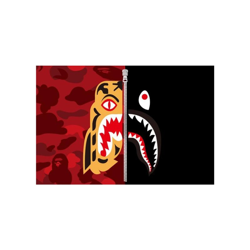 Bape Shark by HypeCollection's Artist Shop