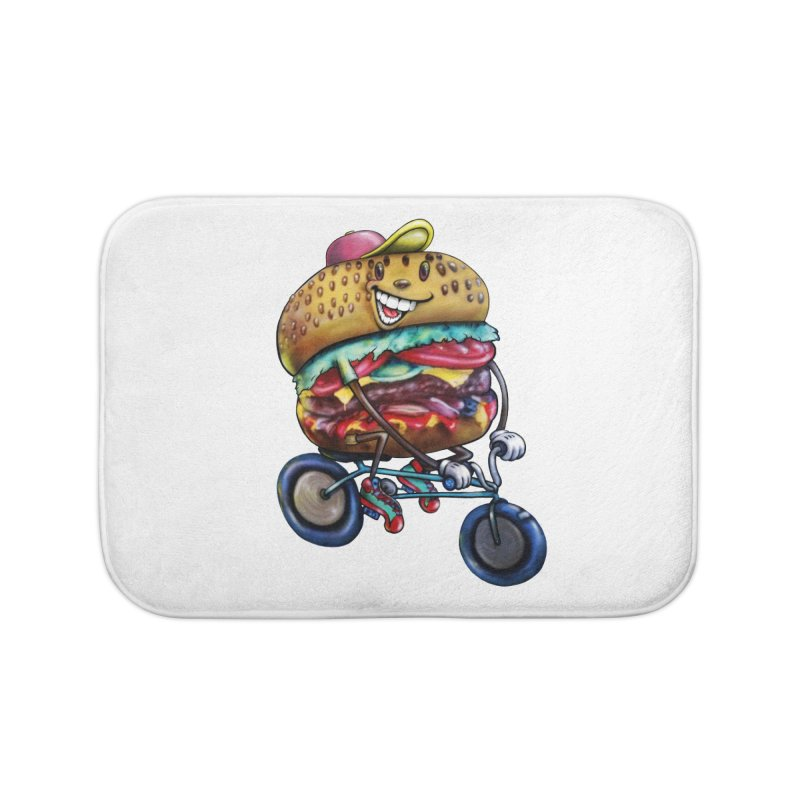 New Year New Me Home Bath Mat by IDC Art House