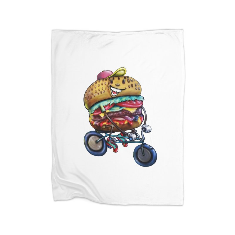 New Year New Me Home Blanket by IDC Art House
