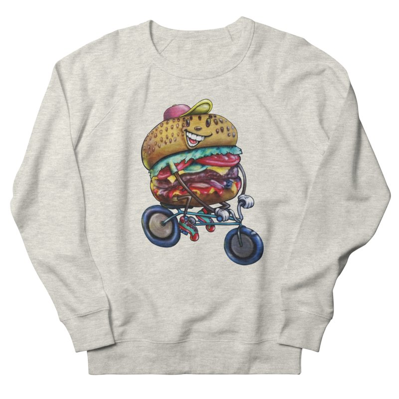 New Year New Me Women's French Terry Sweatshirt by IDC Art House