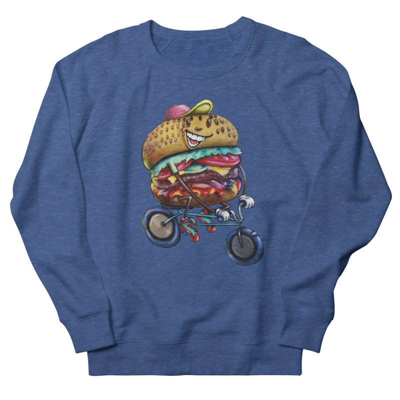 New Year New Me Men's French Terry Sweatshirt by Stiky Shop