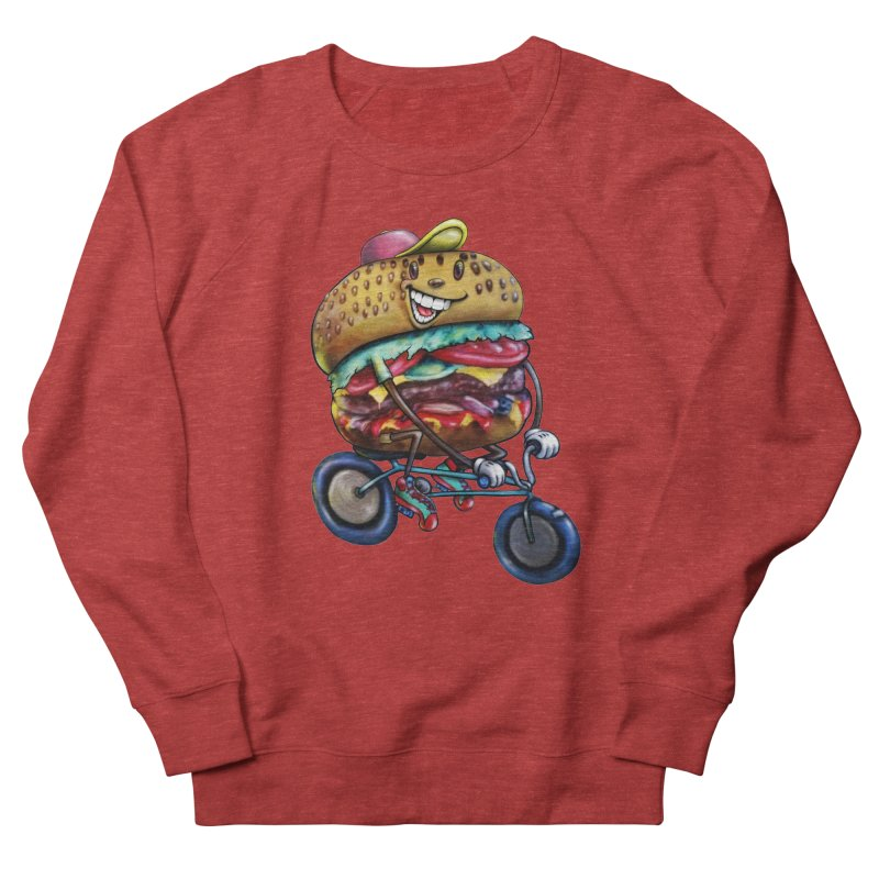 New Year New Me Men's French Terry Sweatshirt by IDC Art House