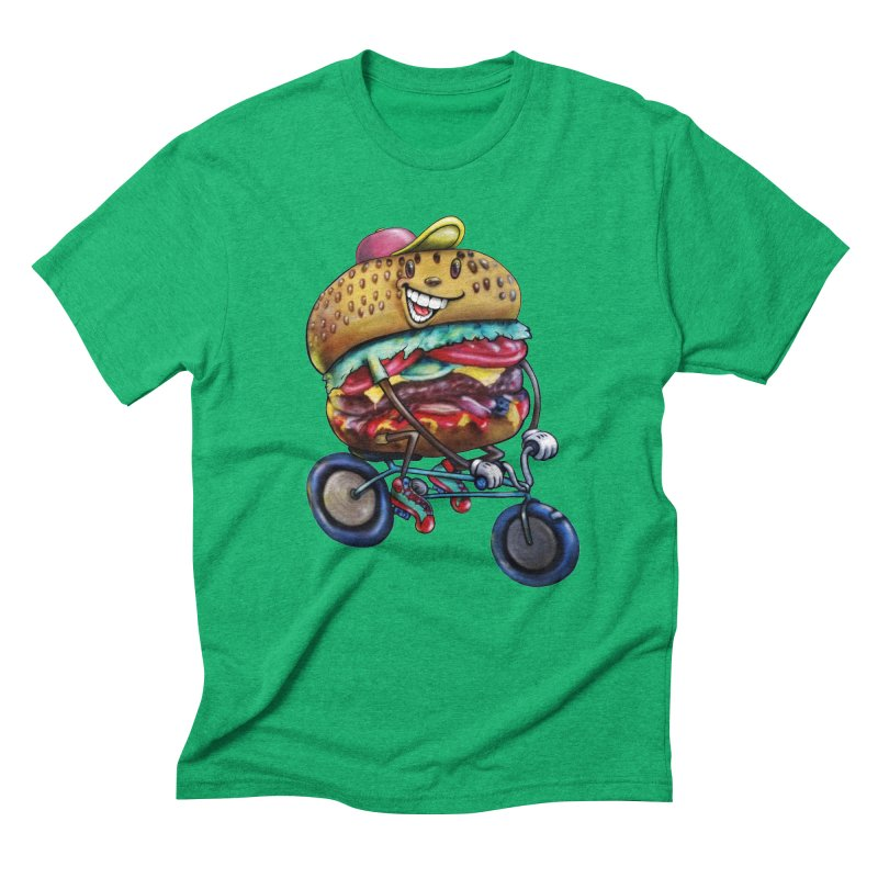 New Year New Me Men's Triblend T-Shirt by Stiky Shop