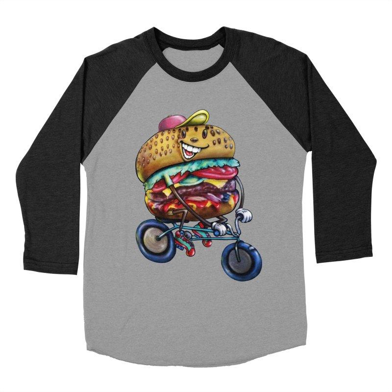 New Year New Me Women's Baseball Triblend Longsleeve T-Shirt by IDC Art House