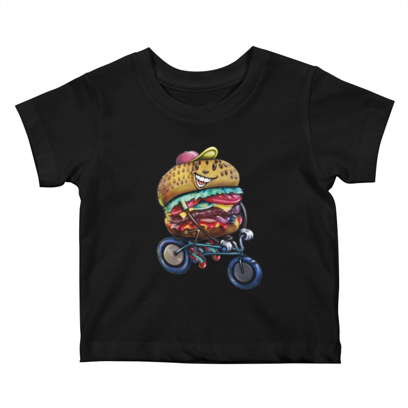 New Year New Me Kids Baby T-Shirt by IDC Art House