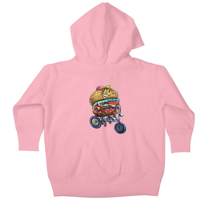 New Year New Me Kids Baby Zip-Up Hoody by Stiky Shop