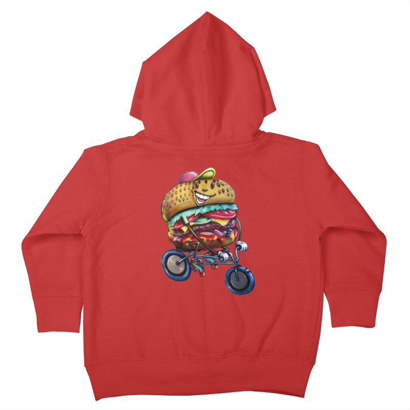 New Year New Me Kids Toddler Zip-Up Hoody by IDC Art House