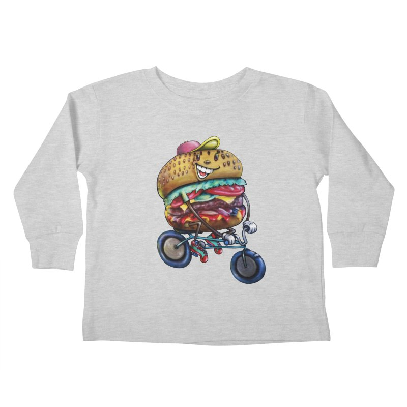 New Year New Me Kids Toddler Longsleeve T-Shirt by Stiky Shop