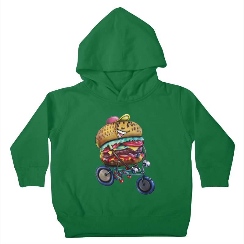 New Year New Me Kids Toddler Pullover Hoody by IDC Art House