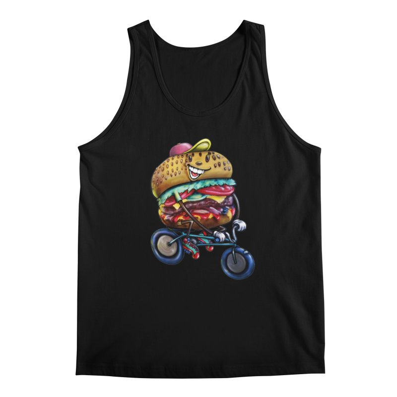 New Year New Me Men's Regular Tank by Stiky Shop