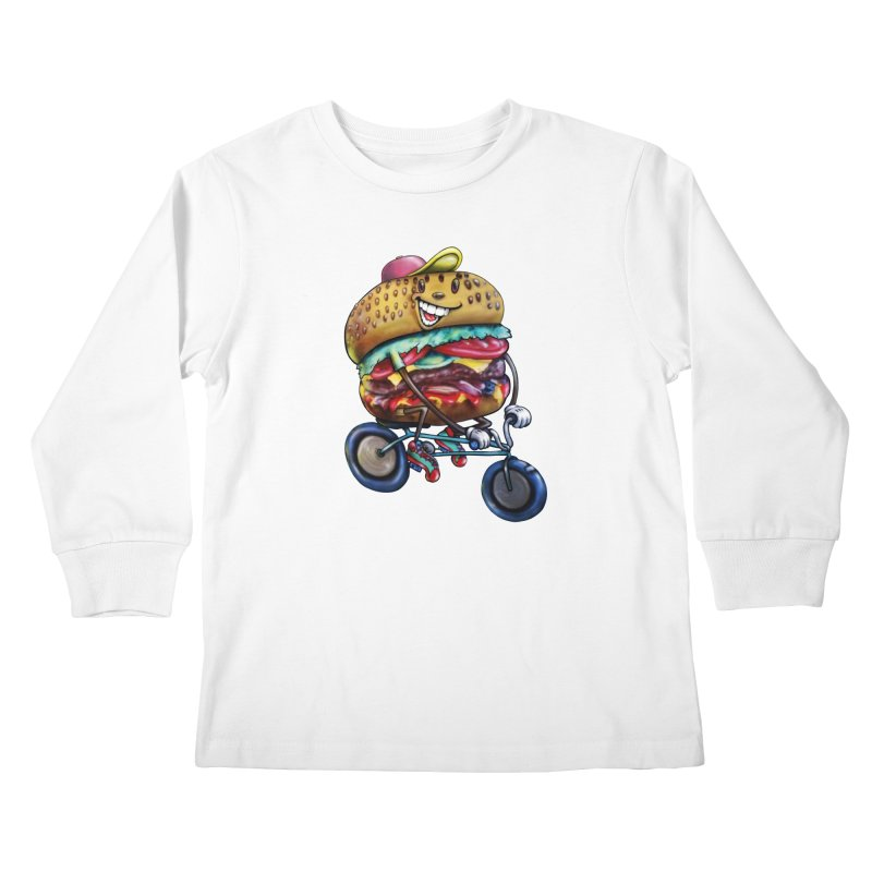 New Year New Me Kids Longsleeve T-Shirt by Stiky Shop