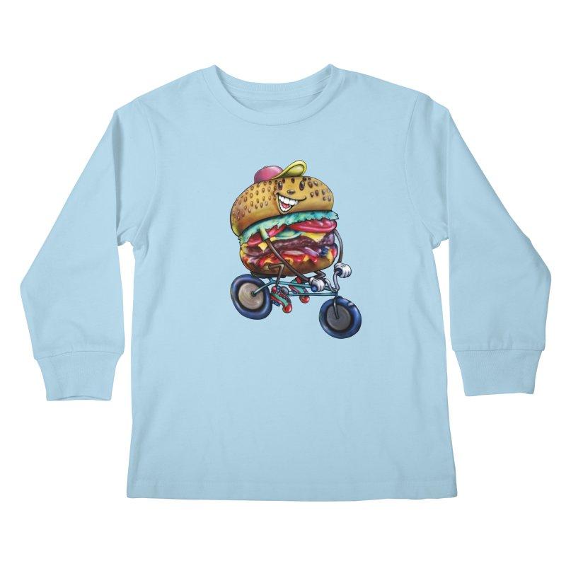 New Year New Me Kids Longsleeve T-Shirt by IDC Art House