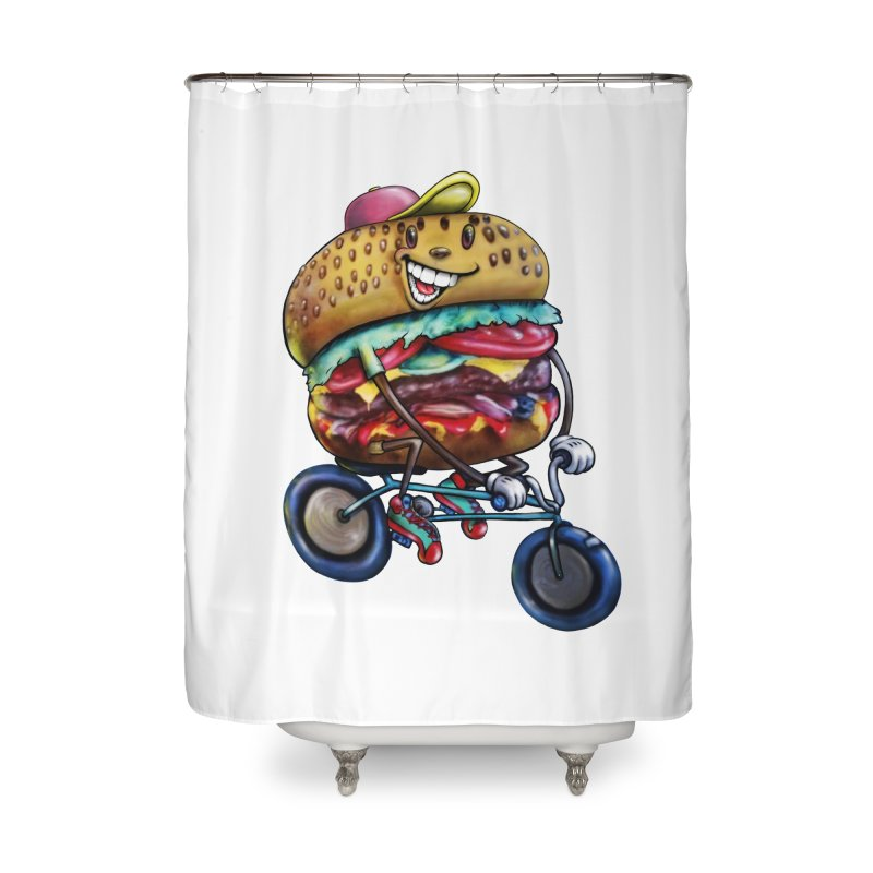New Year New Me Home Shower Curtain by IDC Art House