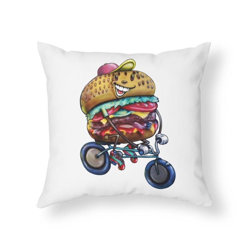 New Year New Me Home Throw Pillow by IDC Art House