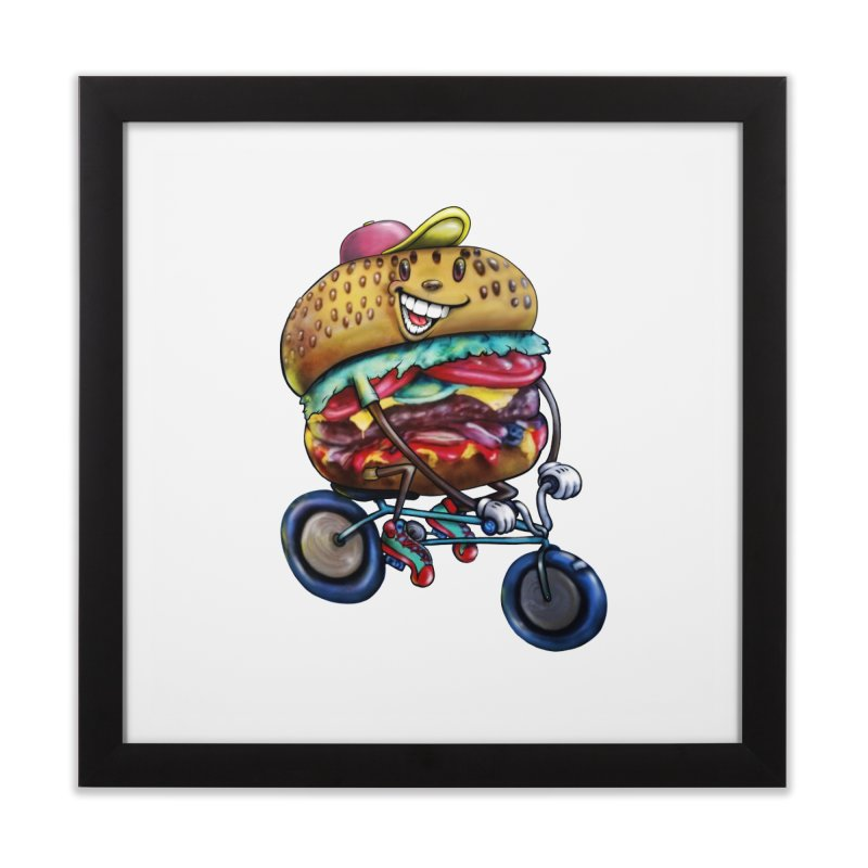New Year New Me Home Framed Fine Art Print by IDC Art House