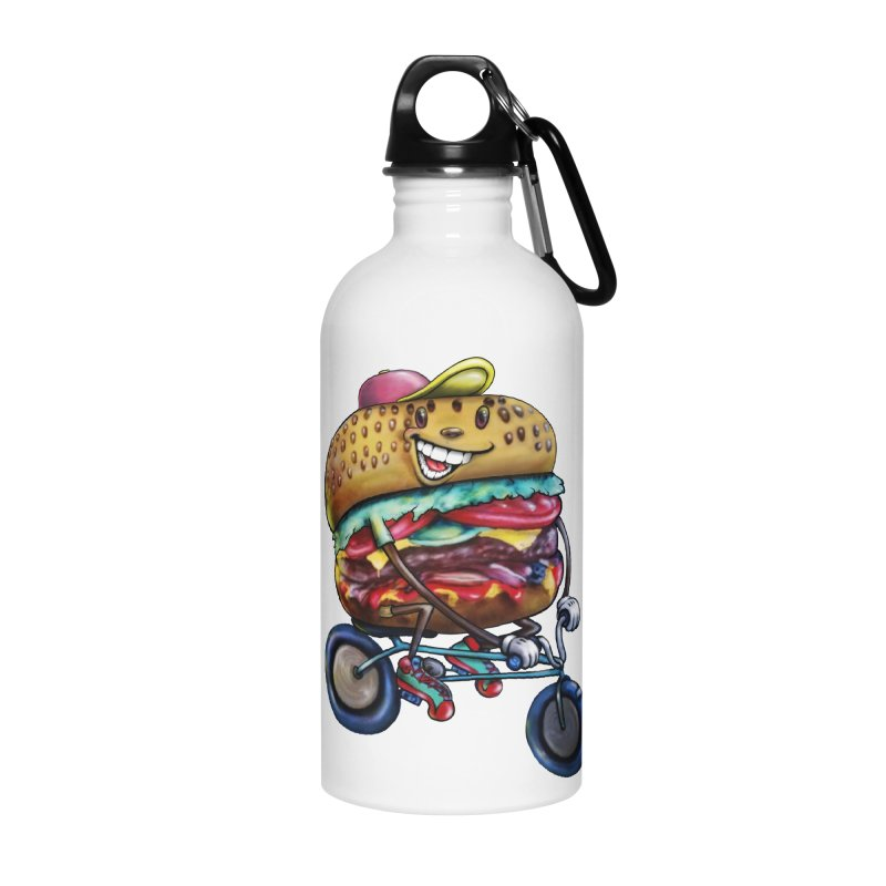 New Year New Me Accessories Water Bottle by IDC Art House