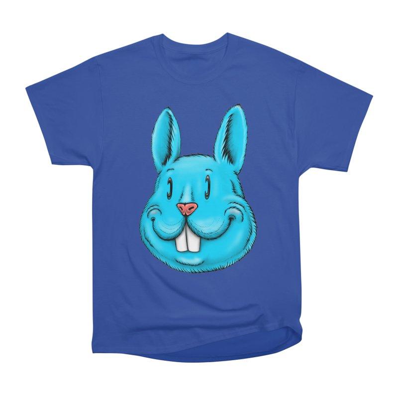Bunny Women's Heavyweight Unisex T-Shirt by IDC Art House