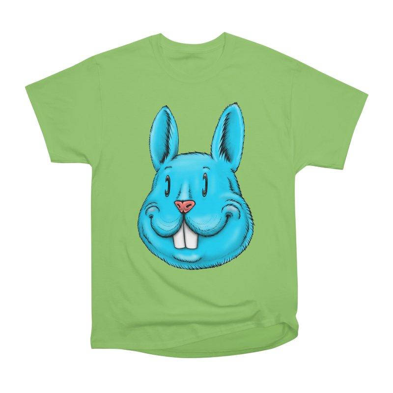 Bunny Women's Heavyweight Unisex T-Shirt by Stiky Shop
