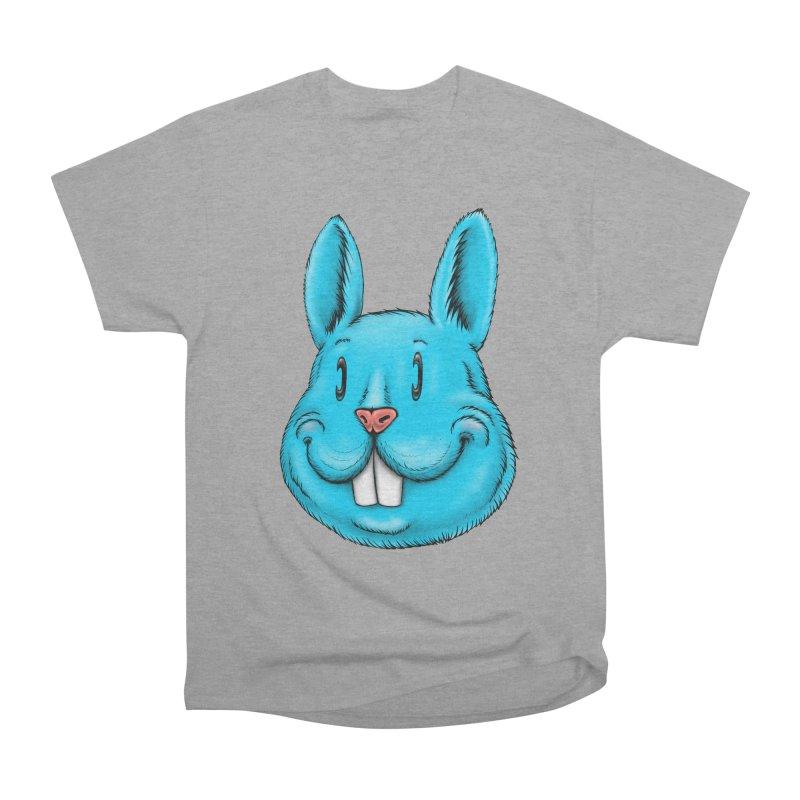 Bunny Men's Heavyweight T-Shirt by Stiky Shop