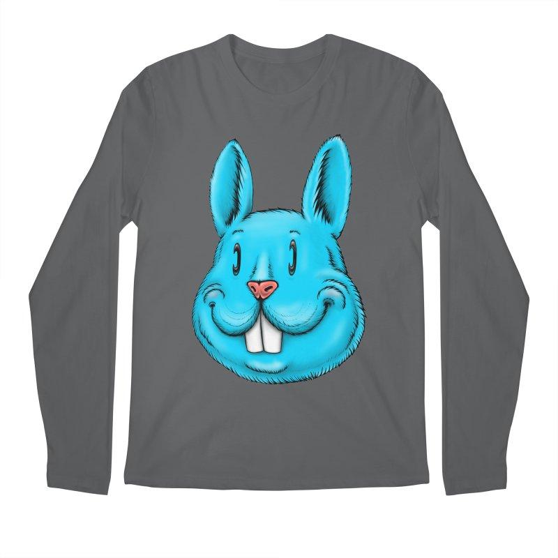 Bunny Men's Regular Longsleeve T-Shirt by IDC Art House