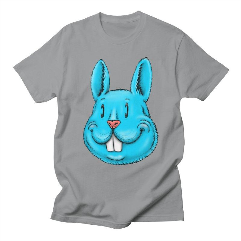Bunny Women's Regular Unisex T-Shirt by Stiky Shop