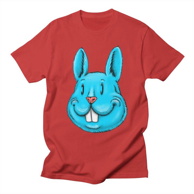 Bunny Men's Regular T-Shirt by IDC Art House