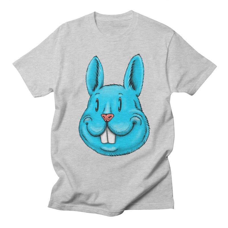 Bunny Women's Regular Unisex T-Shirt by IDC Art House