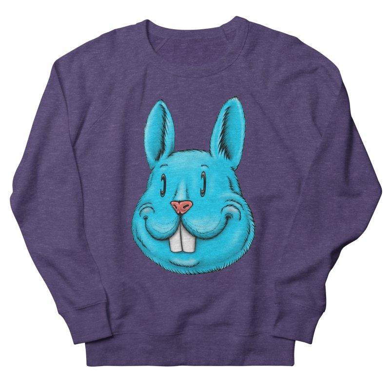 Bunny Women's French Terry Sweatshirt by IDC Art House