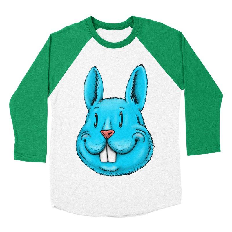 Bunny Men's Baseball Triblend Longsleeve T-Shirt by Stiky Shop