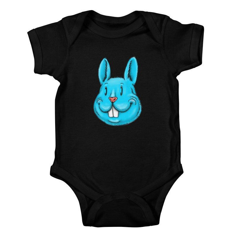 Bunny Kids Baby Bodysuit by Stiky Shop