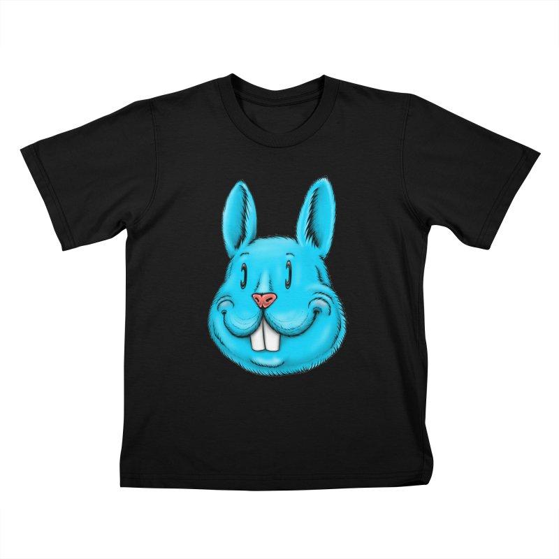 Bunny Kids T-Shirt by Stiky Shop