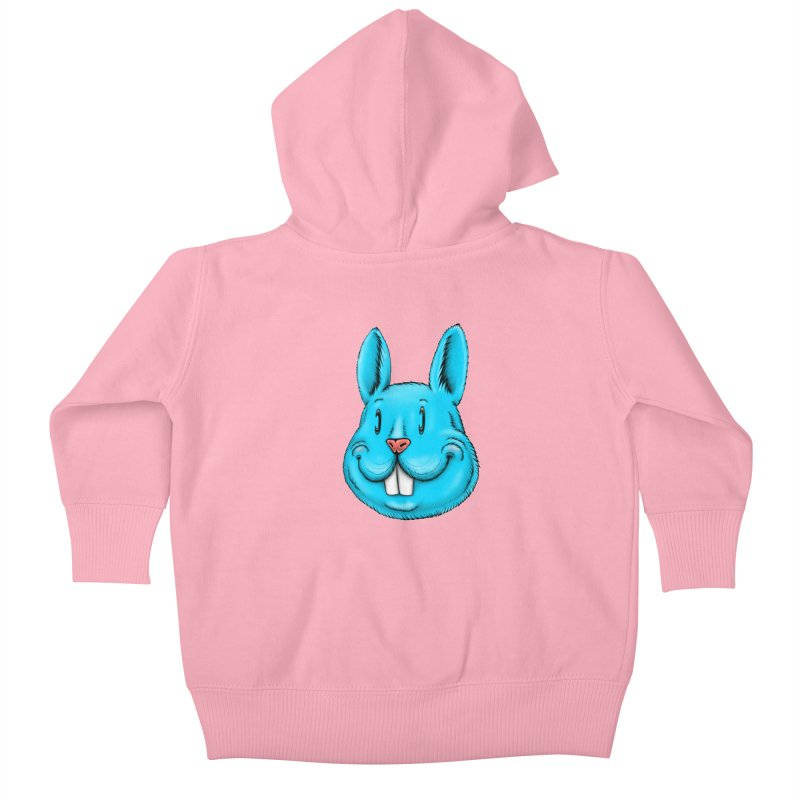 Bunny Kids Baby Zip-Up Hoody by Stiky Shop