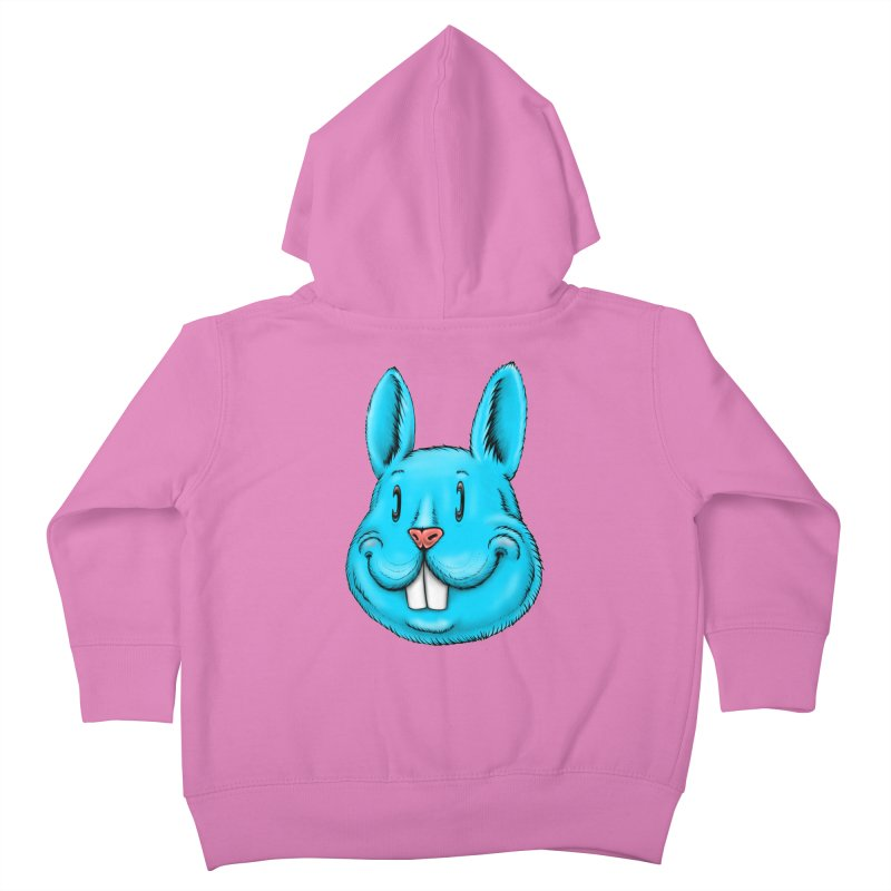 Bunny Kids Toddler Zip-Up Hoody by Stiky Shop