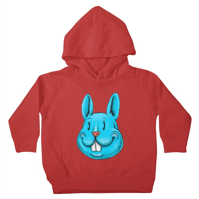 Bunny Kids Toddler Pullover Hoody by Stiky Shop