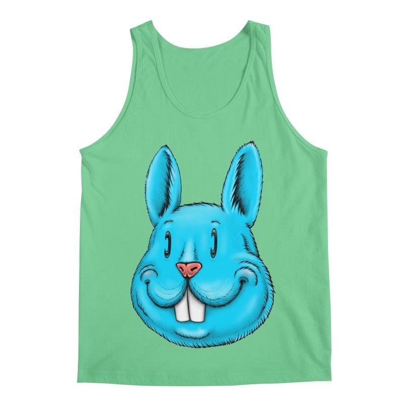 Bunny Men's Regular Tank by Stiky Shop