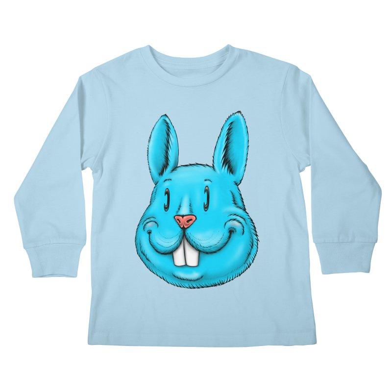 Bunny Kids Longsleeve T-Shirt by Stiky Shop