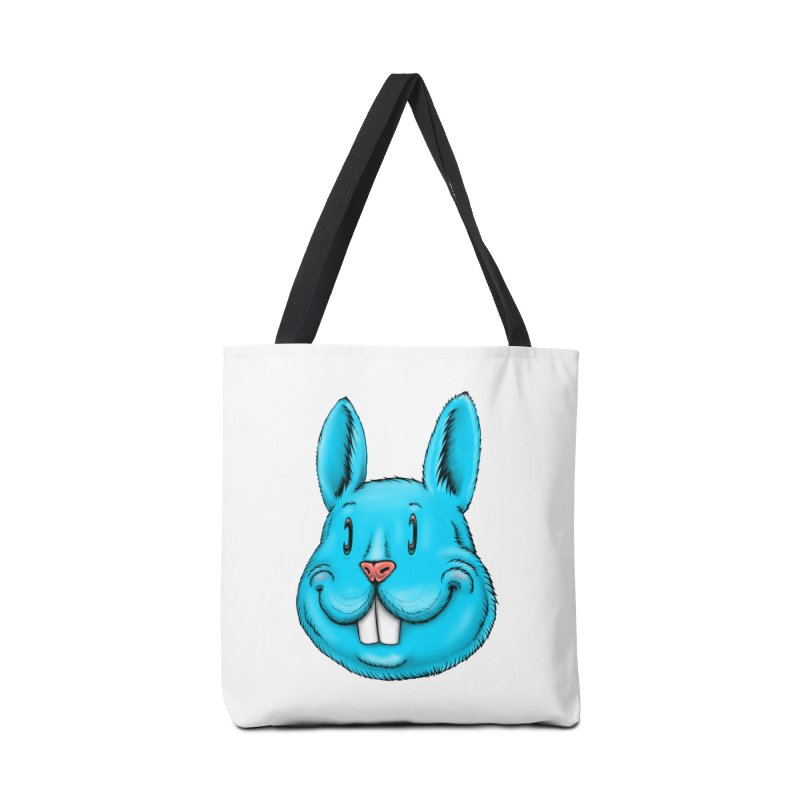 Bunny Accessories Tote Bag Bag by Stiky Shop