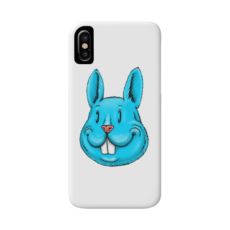 Bunny Accessories Phone Case by IDC Art House