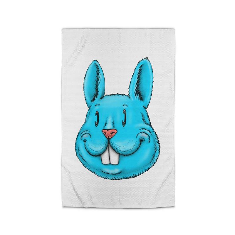 Bunny Home Rug by IDC Art House