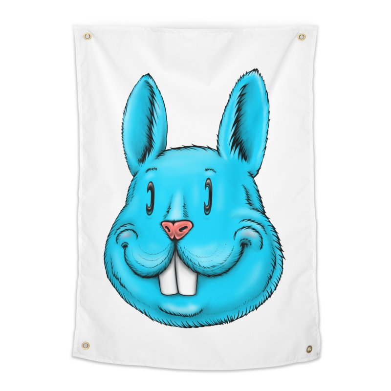 Bunny Home Tapestry by Stiky Shop