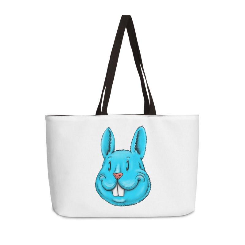 Bunny Accessories Weekender Bag Bag by Stiky Shop