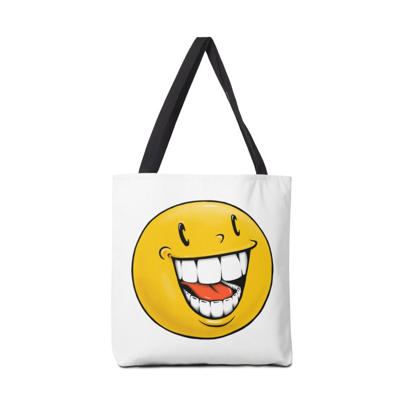 Smiley Emoji Accessories Tote Bag Bag by Stiky Shop