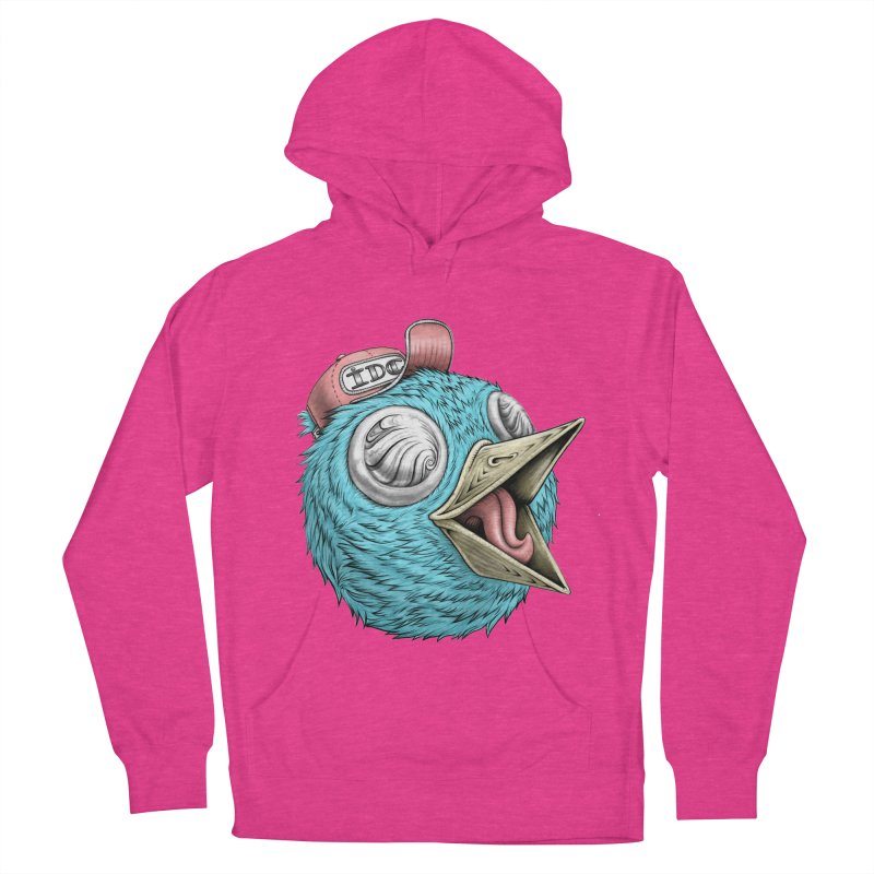 Individuals Defining Creativity Women's French Terry Pullover Hoody by Stiky Shop