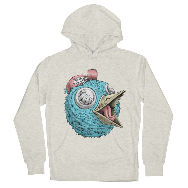 Individuals Defining Creativity Men's French Terry Pullover Hoody by Stiky Shop